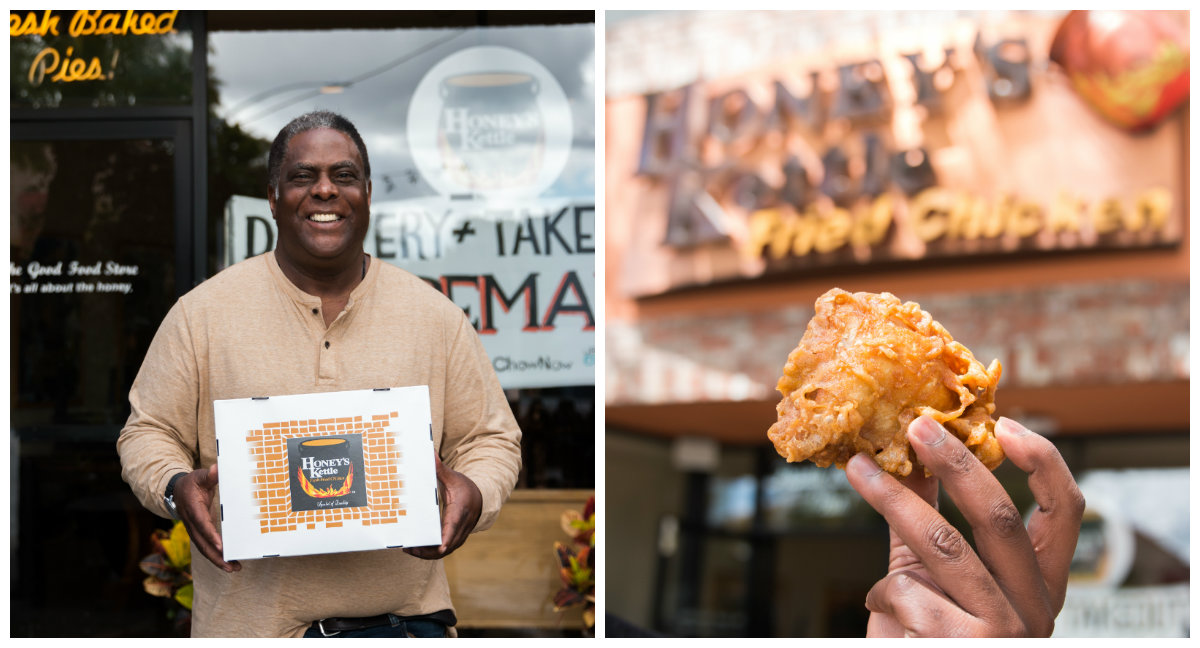 How Los Angeles-based Honey's Kettle Fried Chicken will anchor its expansion plans with ghost kitchens during COVID-19