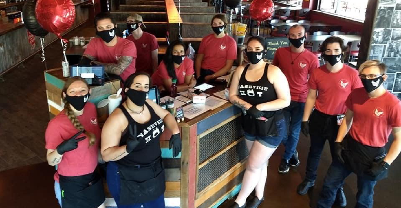 employees-wearing-masks-and-gloves-at-Party-Fowl .jpg