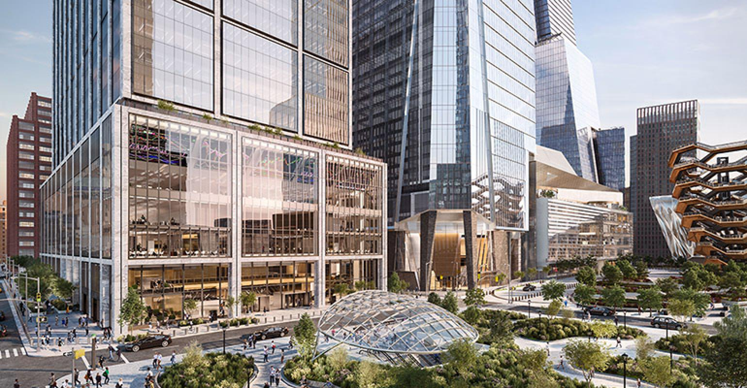 Hudson Yards Developer Names Ceo For New Restaurant Division
