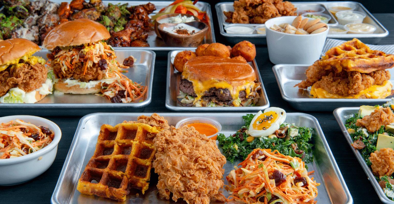 Eric Greenspan brings virtual food court concept to Los