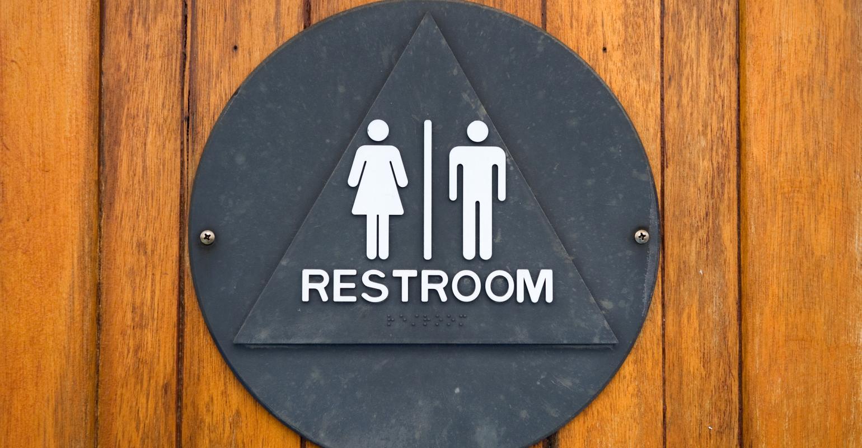Fabulous Single Restrooms In California Must Be Designated All Interior Design Ideas Gentotthenellocom