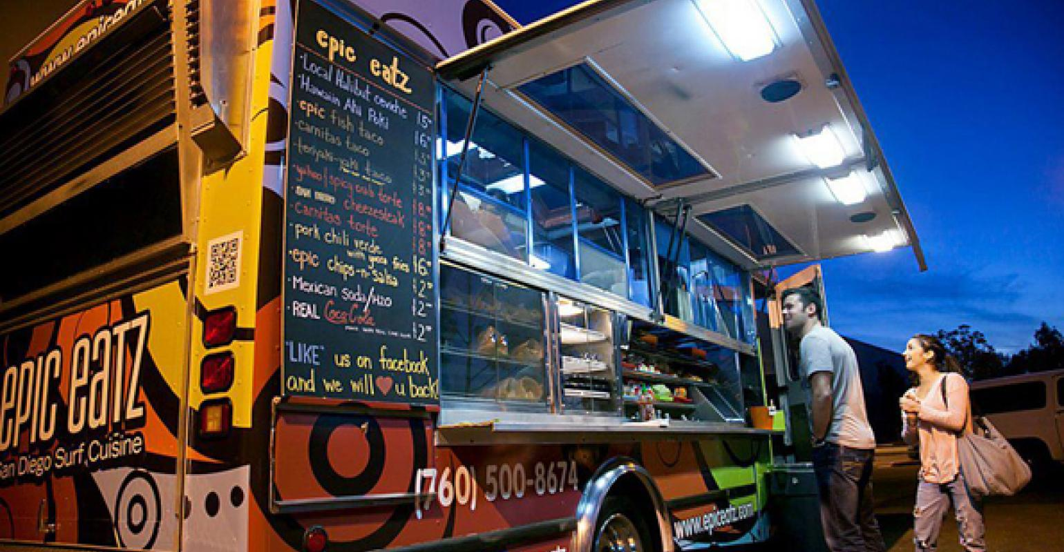 A new website offers food trucks for rent | Restaurant