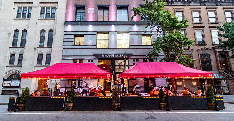 New York City To Make Outdoor Restaurant Dining Permanent Restaurant Hospitality