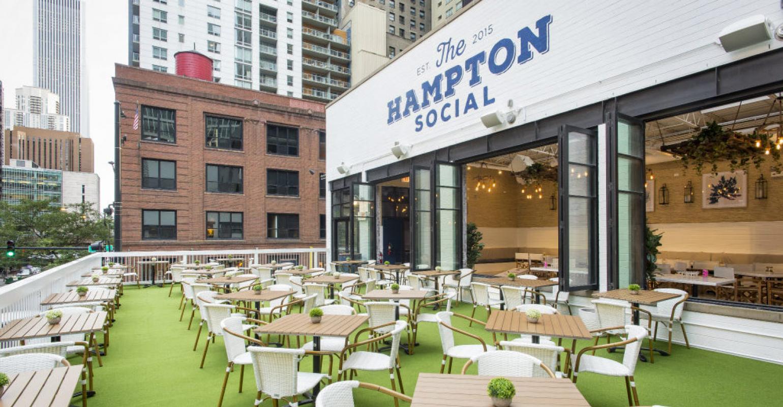 Parker Restaurant Group readies The Hampton Social for