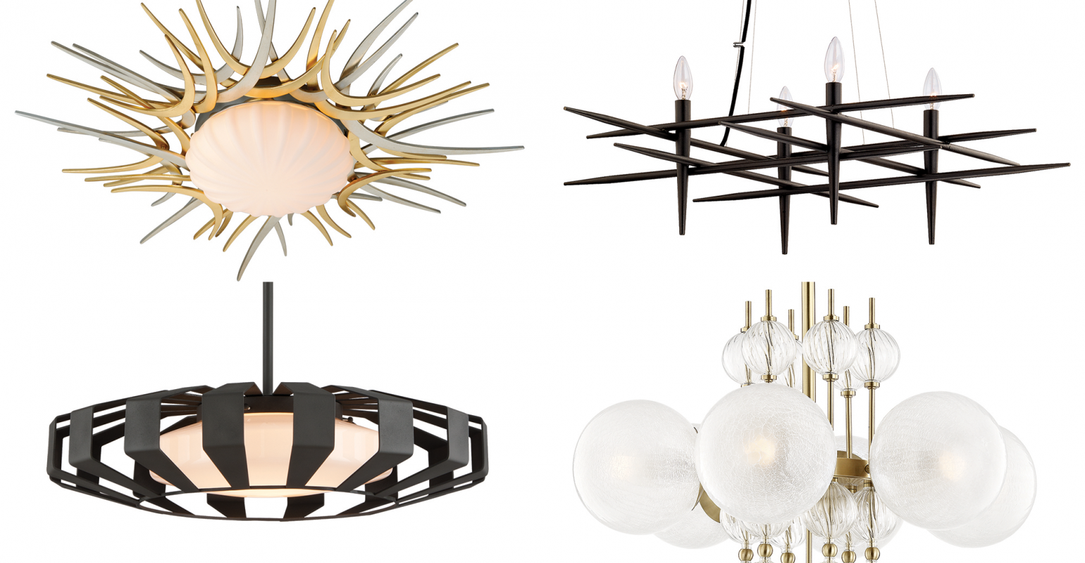 5 Lighting Fixtures That Set The Stage And Illuminate