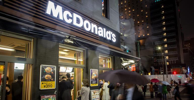 Japan McDonald's