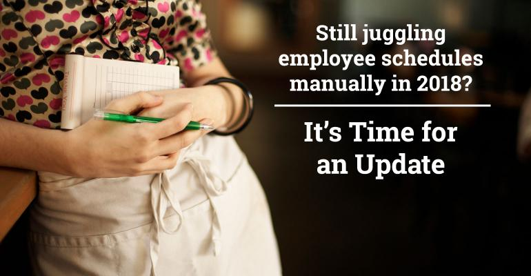 4 Benefits of upgrading time & attendance solution