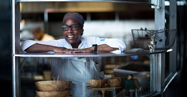On the Rise: Mashama Bailey