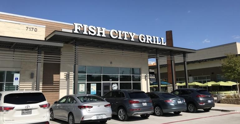 Fish City Grill names Paul Acker as first CFO