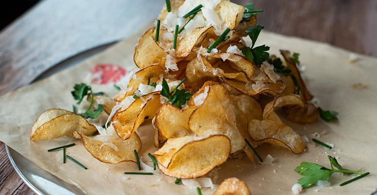 Chefs bring the fun with sharable snacks