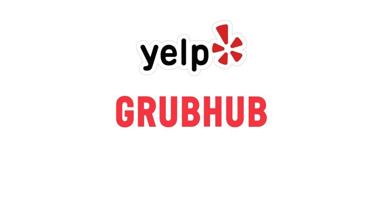 yelp grubhub