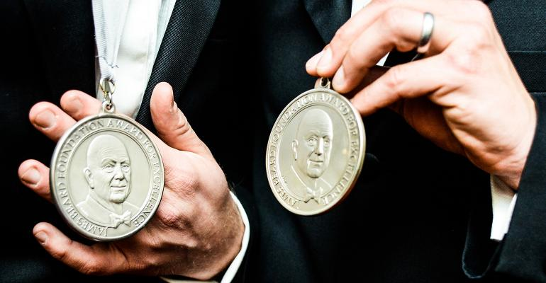 Beard Award winners