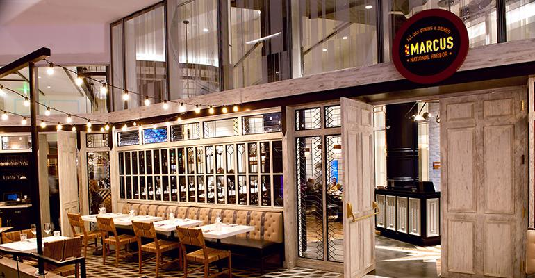 Marcus Samuelsson Debuts Dc Restaurant