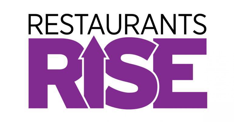 Restaurants Rise logo