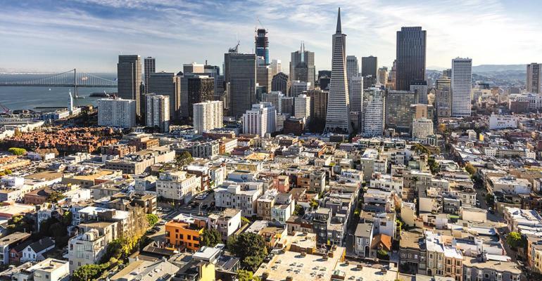 DoorDash Grubhub sue San Francisco