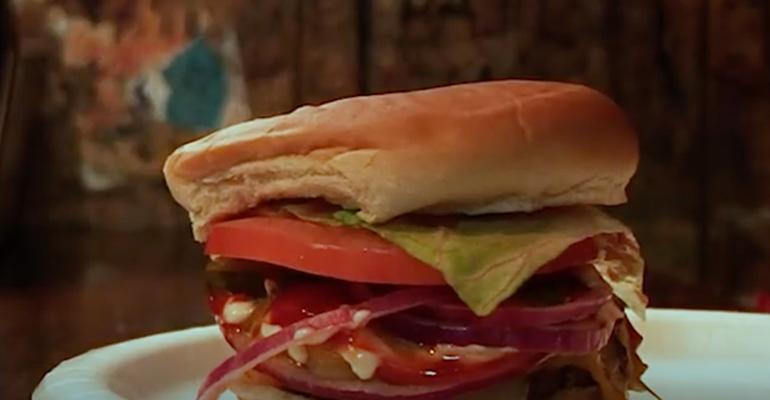 burger joint