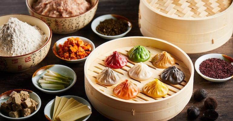 Specialty Dynasty Xiao Long Bao_8 flavours.jpg