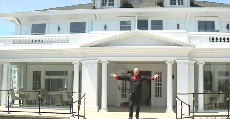 anaheim white house