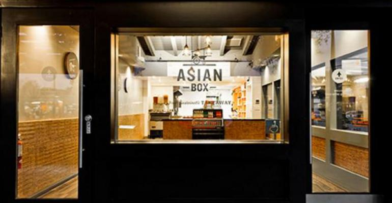 A challenging real estate market has slowed growth for Asian Box