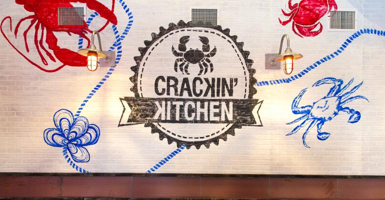 crackin kitchen
