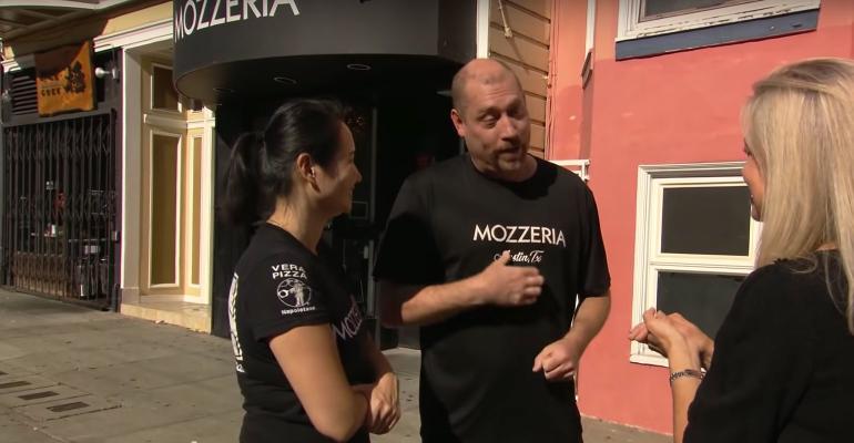deaf staff mozzeria