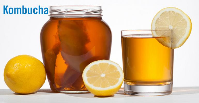 Flavor of the Week: Kombucha offers tart, fizzy punch with a health halo