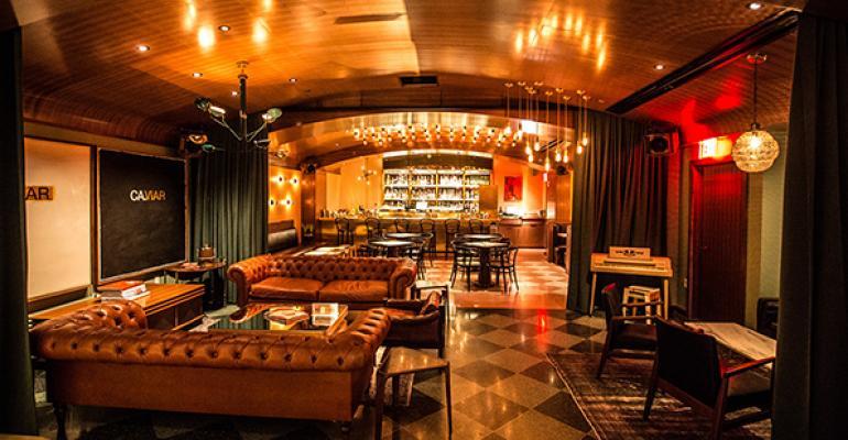 Inside Dallas' edgy Midnight Rambler cocktail bar
