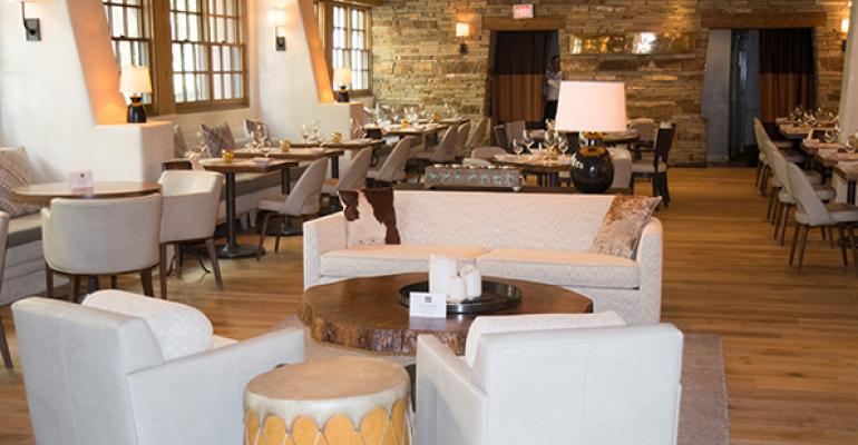 A look inside Santa Fe's iconic Anasazi Restaurant & Bar