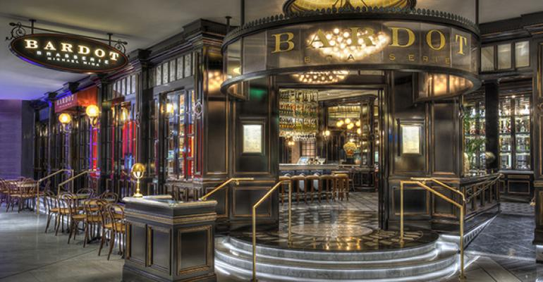 Michael Mina's Bardot Brasserie opens at Aria in Las Vegas