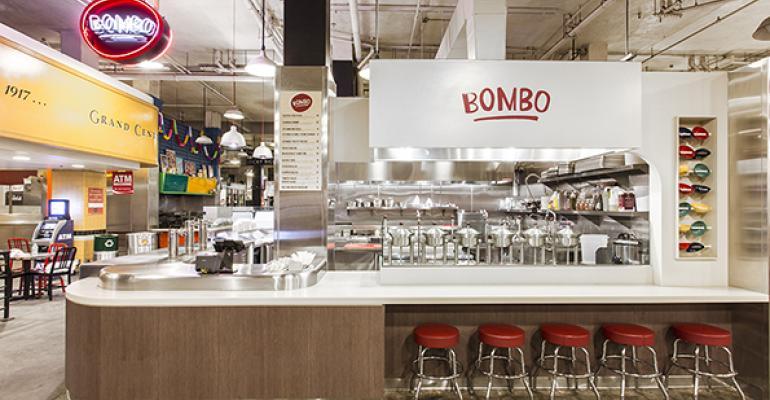 Inside Mark Peel's new restaurant Bombo