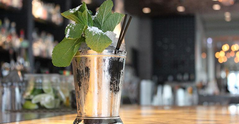 8 variations on the classic Derby Day mint julep