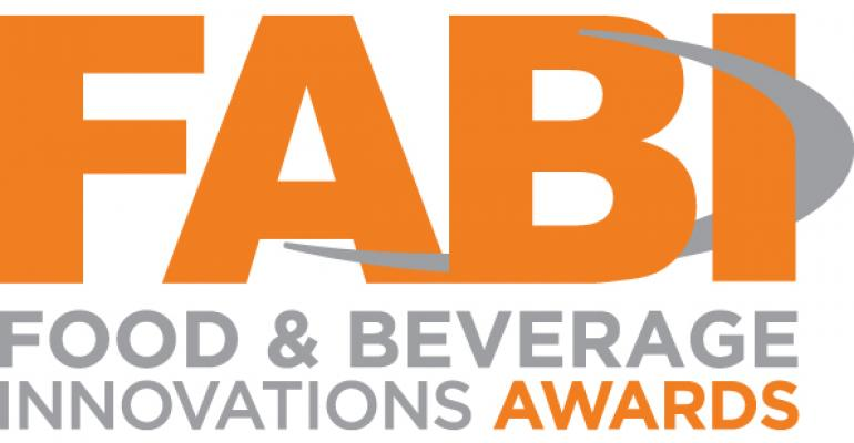 FABI Awards celebrate latest innovations in foodservice products