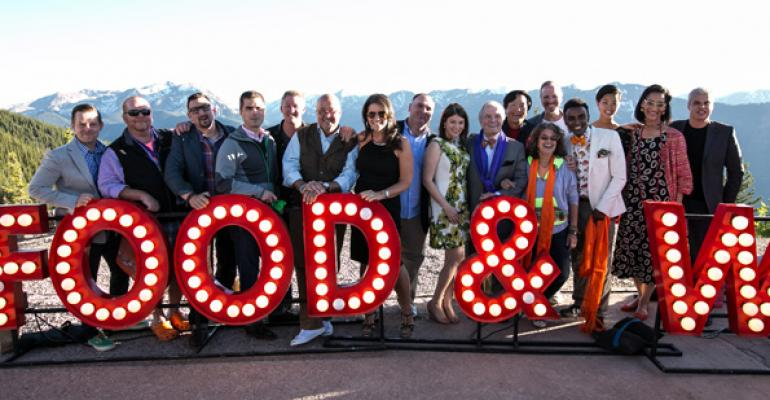 Behind the scenes at the 2013 Food & Wine Classic