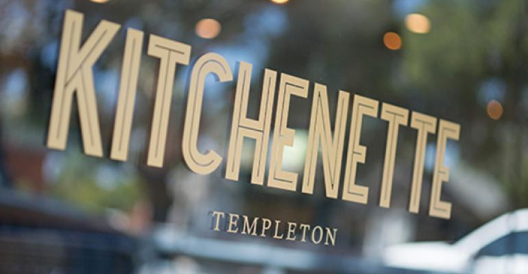 A look inside Kitchenette