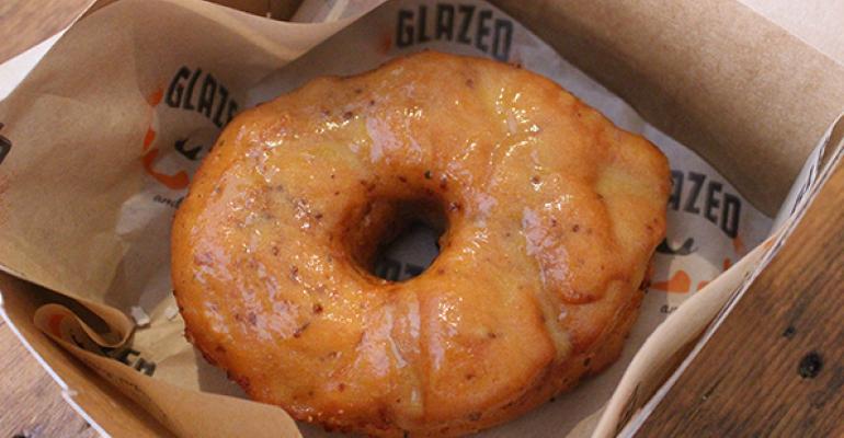 Restaurant desserts take a savory note