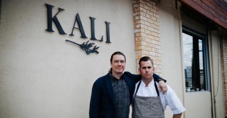 Kali Dining restaurant