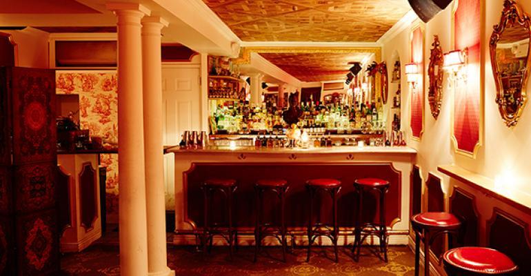 Le Boudoir bar