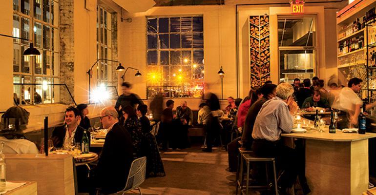 Lilia restaurant Brooklyn
