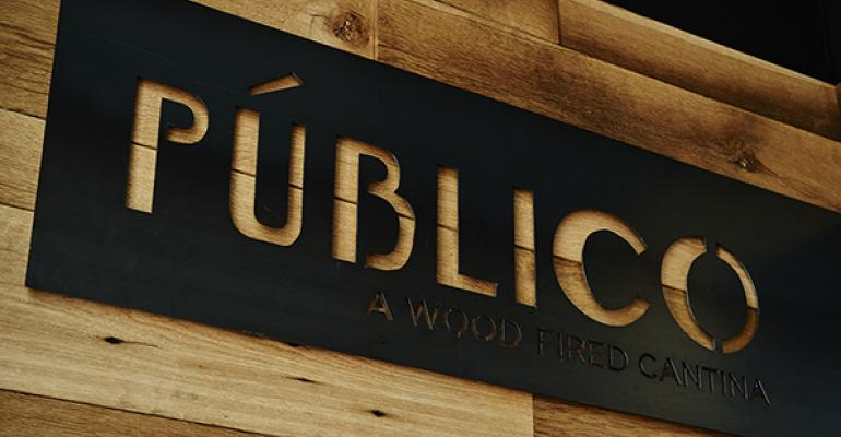 Inside Publico, Mike Randolph's Mexican-inspired restaurant