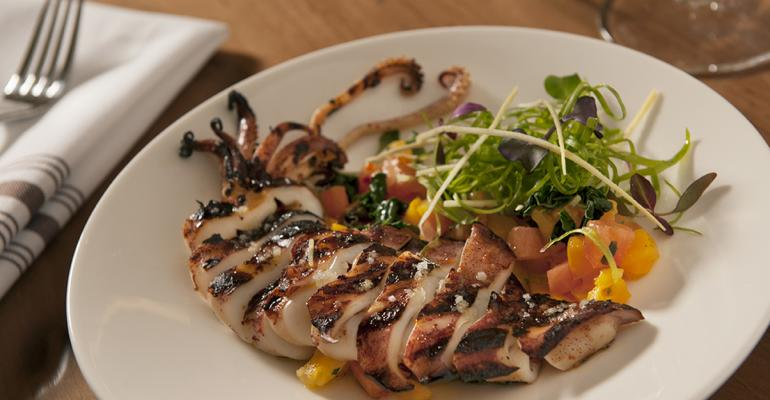 Check out Canon Club, a new polished seafood concept