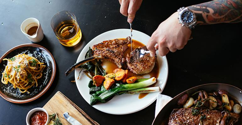 A closer look at Steak & Whisky