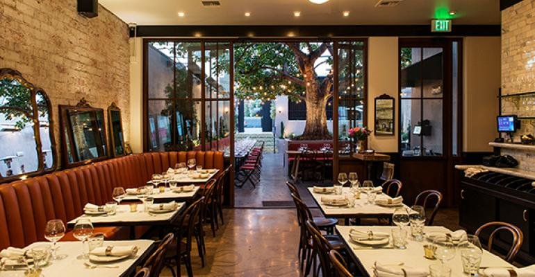 A closer look at LA's comfy Terrine