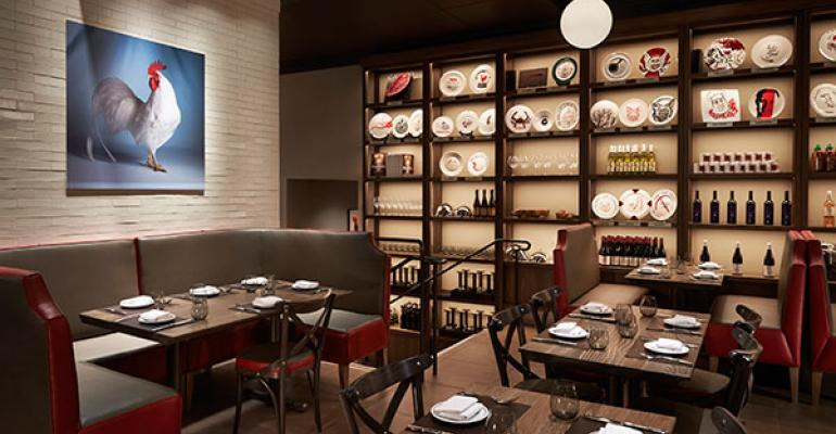 DBGB is the first restaurant to open at CityCenterDC a mixeduse development