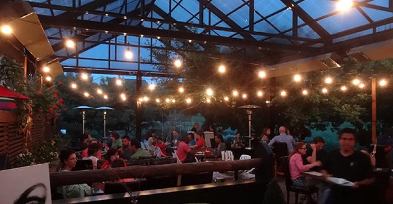 A look at OpenTable's favorite al fresco dining restaurants