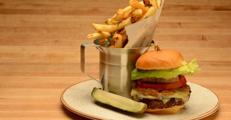 Build a Better: Burger