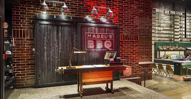 Michael Symon's Mabel's BBQ salutes suburban cookout culture