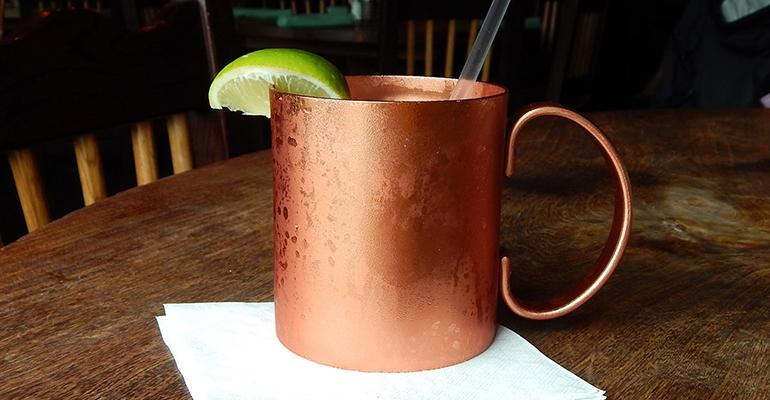 Build a Better: Moscow Mule