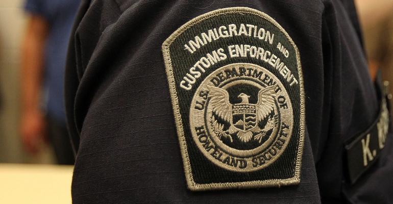immigration uniform