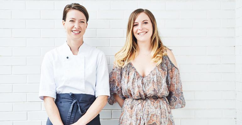 On the Rise: Julia Sullivan & Allie Poindexter
