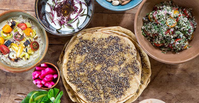 lulu-green-array-dishes-vegan-plant-based-menu.JPG